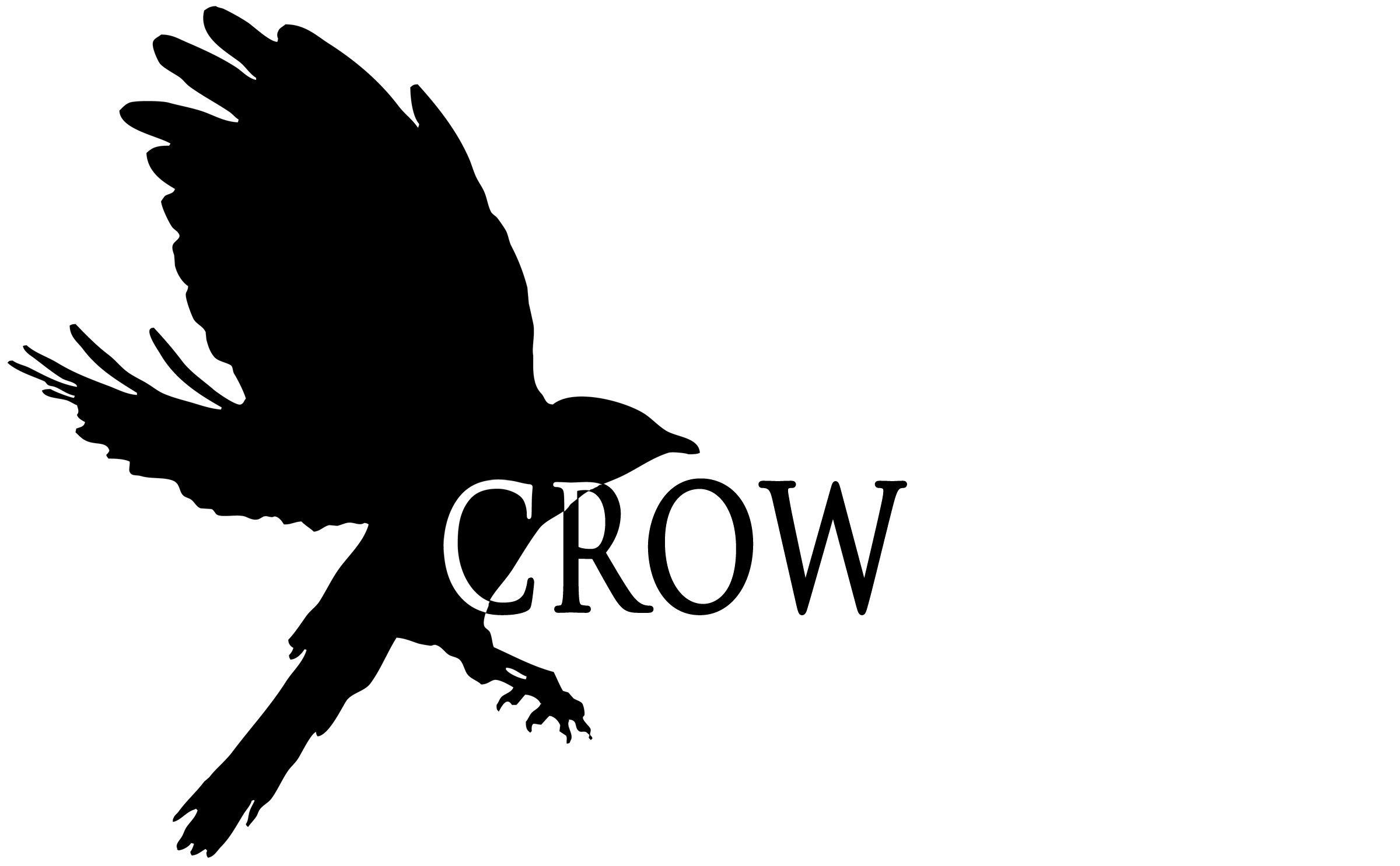 Crow crow logo sciox Choice Image